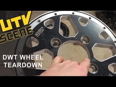 DWT Wheel Teardown