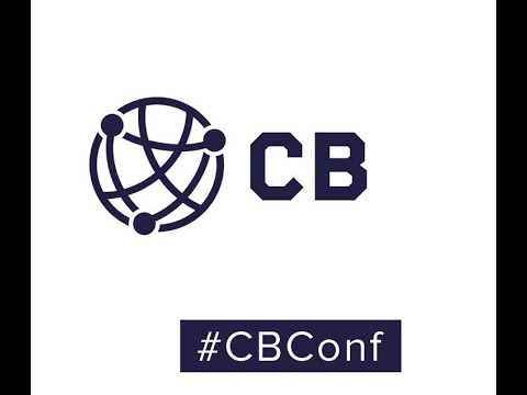 CB Blockchain Conference Day 1 morning