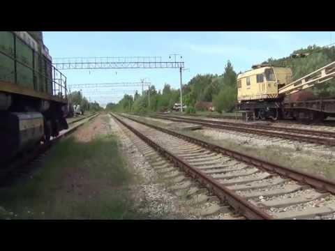 Поездка в Чернобыль-Припять 18 Мая 2013 г. ч.1-я