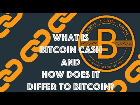 What Is Bitcoin Cash vs Bitcoin? [Blockchain & Cryptocurrency (Bitcoin, Ethereum)]
