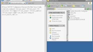Simple PHP Snom Auto provisioning script