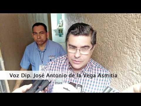 Entrevista del Dip. José Antonio De La Vega (19 Abril 2016)