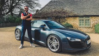 Audi R8 V8 Manual - The Car That Changed My Life! Modern Classics Ep 9