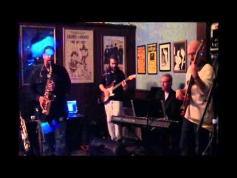 Gabriel Bello-Grover Washington Jr's Winelight Live at Fanz