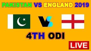 England beat Pakistan by 3 wickets 4th ODI Match 2019