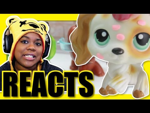 LPS Bullies | Try Not To Get Angry | PawsomeTV Reaction | AyChristene Reacts