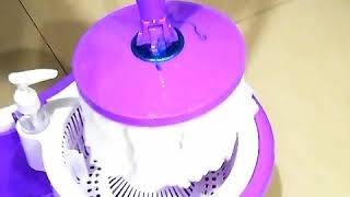 #darazpk Spin Mop tutorial and review for Easy 360 Magic Spin Mop N504P in pakistan
