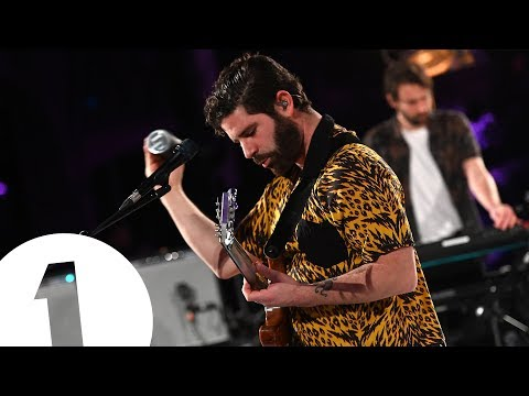 Foals – In Degrees live at Kew Gardens for Radio 1
