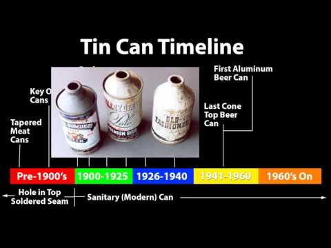 Metal Detectives 1: Tin Can Dating