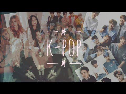 K-POP ° EXO ° BTS ° BLACKPINK ° SEVENTEEN ° 2ne1 ° [hands to myself]