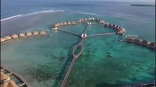 Radisson Blu Resort Maldives  Sunrise to sunset at this little slice of heaven