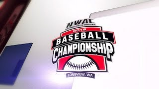 2019 NWAC Baseball Championship: Game 1 - Edmonds vs. Spokane
