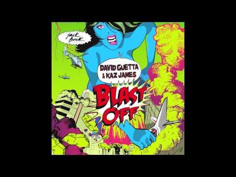 David Guetta & Kaz James - Blast Off (Dj Surf & Kaji Rmx)