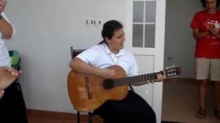 Melinda dumitrescu-magnificat alabare