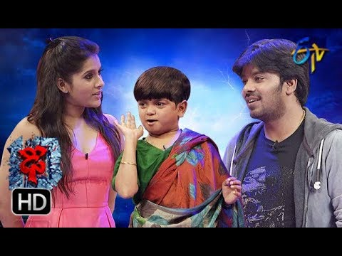 Dhee 10 | Special | 8th August 2018 | Full Episode | ETV Telugu