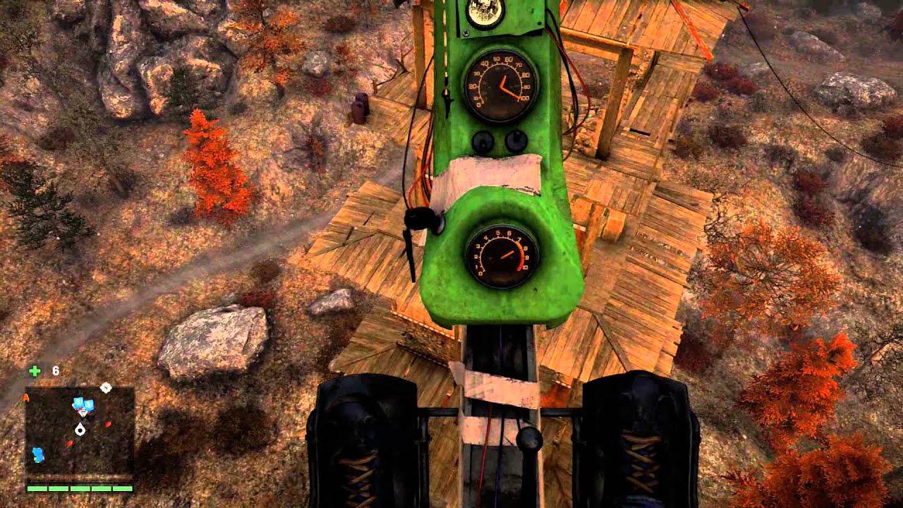 Far Cry 4 - Belltower #13 Liberated via
