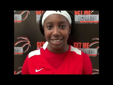 Anala Nelson (SC 76ers Sizzle/Lower Richland HS/Columbia, SC) 2022 5'7 G