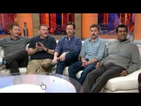 SUPER TROOPERS 2 Interview: The Whole Gang Is Here!