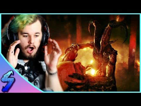 WARNING: HELL IS DISTURBING!! | Agony Gameplay (DEMO)