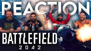 Battlefield 2042 Official Reveal Trailer REACTION!!