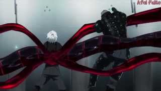AMV -『The Reckoning 』| Tokyo Ghoul √A  - 『Aogiri attacks Cochlea』