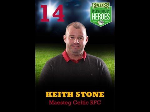 14 - Keith Stone - Maesteg Celtic RFC