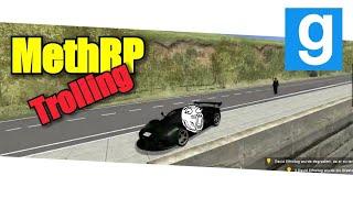 Garry's Mod | Auto vom Admin Geklaut! DarkRP MethRP  [German]