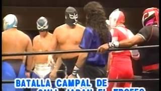 "LUCHA FIESTA 97 KBS Hall ""Battle Royal""   - CMLL・JAPAN"
