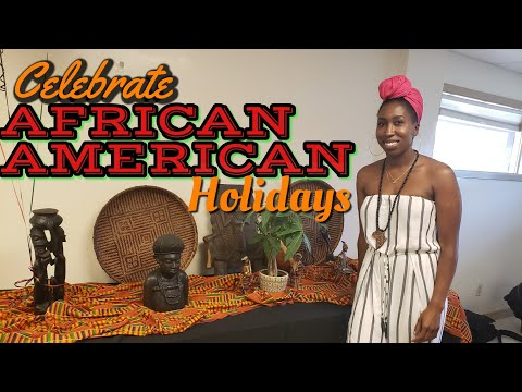 AFRICAN AMERICAN INFLUENCE ON AMERICAN HOLIDAYS | THANKSGIVING, CHRISTMAS, MEMORIAL DAY,  JUNETEENTH