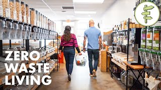 Zero Waste Couple Multiplies Their Impact with an Amazing Package-Free Store!