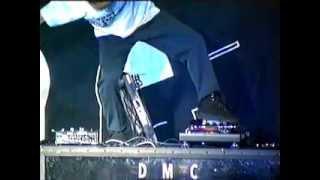DMC Technics World DJ Championship 1992