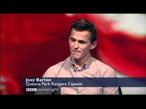 Joey Barton Jeremy Paxman Interview Newsnight 2012