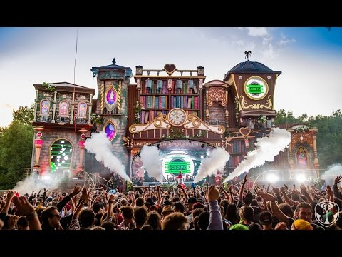 Tomorrowland 2015 | Maceo Plex