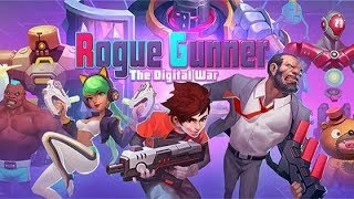 Rogue Gunner: Pixel Shooting Android GamePlay