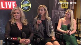 Debra and Terra Newell and Laura Richards Discuss Dirty John & Coercive Control | CrimeCon