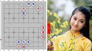 Cờ thế giang hồ tập 135 Đơn chỉ liệt diệm Chinese chess
