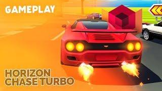 Horizon Chase Turbo - Gameplay ao vivo!