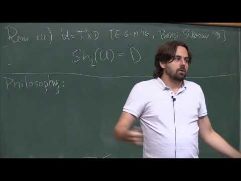 Workshop on Conservative Dynamics and Symplectic Geometry
