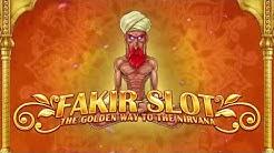 """Estoril Sol Casinos NOVO JOGO! """"Fakir"""" Slot machine."""