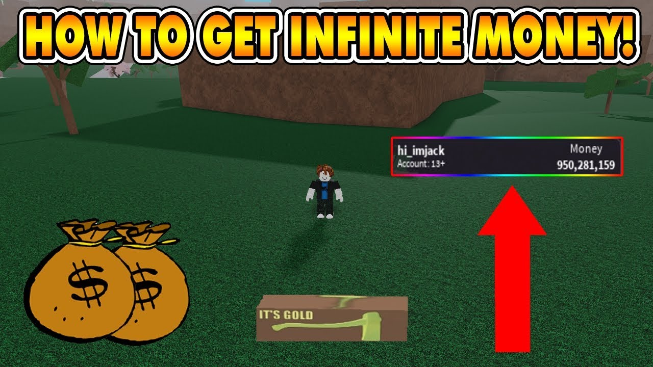 How To Get Infinite Money New Method Not Patched Lumber Tycoon 2 Roblox Youtube