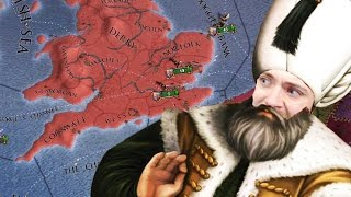 Europa Universalis 4 - An Idiot Plays England! (My First Real Game!)