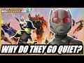 Why Do Games Companies Go Silent?