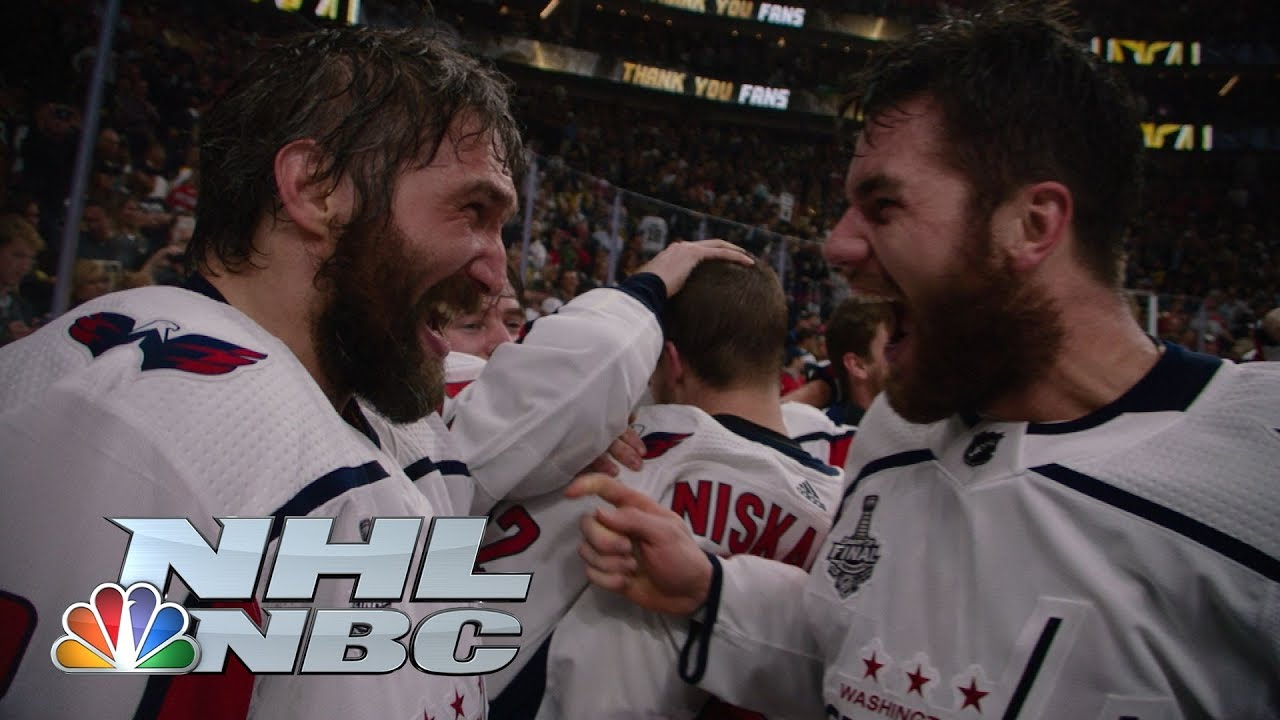 NHL Stanley Cup Final 2018: Golden Knights vs. Capitals Mic'd Up I NBC Sports