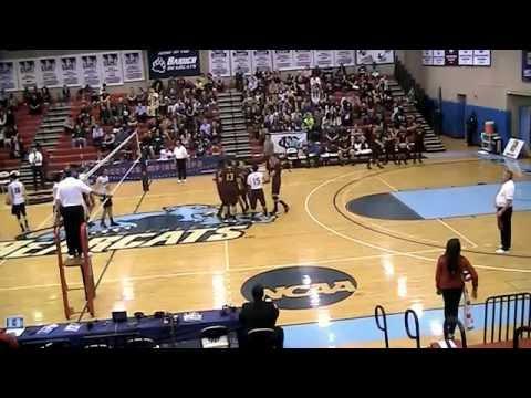 Baruch v.s. Brooklyn College Semi-Finals Part 1