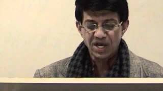 Azfar Hussain Lectures on Poet Kazi Nazrul Islam