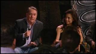 Stargate Universe SGU- Vancouver Panel part 2