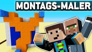 YPLAY & SCHEIßHAUFEN!? HAHAHA :D [CAM] - Minecraft BUILD IT / MONTAGS MINER | ConCrafter & GommeHD