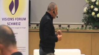 1/5: Karl Gamper: Vision und Zeit