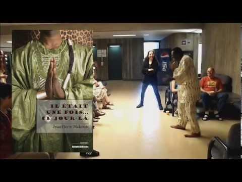 Vidéo de Jean-Pierre Makosso