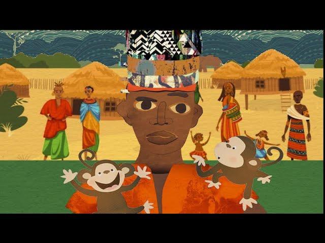 Friday Folktales: The Monkeys and the Hatseller